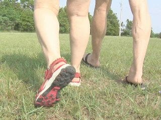 Couple finds naked truth in Oklahoma hills