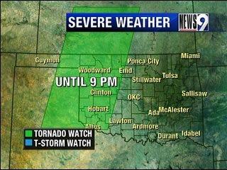 Risk of severe weather returns