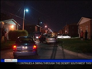 Police: Gang member tried to run over us