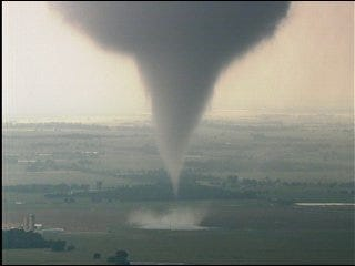 Tornado count on the rise