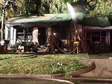 Fire decimates OKC home