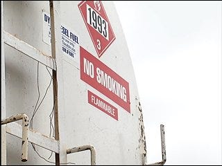 Fuel thieves target construction sites