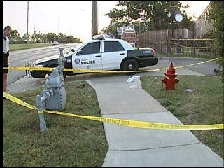 Midwest City man stabbed