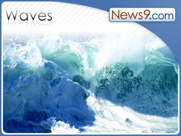 7 dead as giant wave hits South Korea