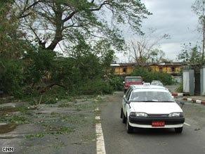 Hundreds feared dead in Myanmar cyclone