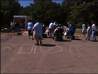 Camp created for children with Muscular Dystrophy