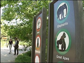 Self-guided touring system offered at Zoo