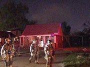 Southside fire destroys cars