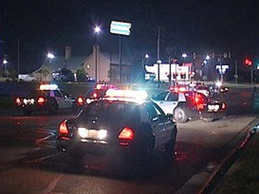 Man hit by two cars early Friday