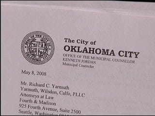 OKC sends letter to Schultz