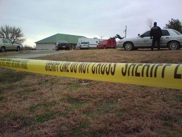 Double homicide under investigation