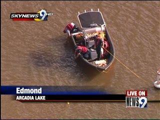 Man drowns in Arcadia Lake