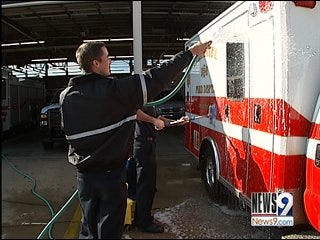 Stillwater firefighters fight to keep ambulance service