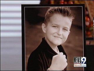 Cancer run honors boy