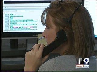 Dispatch service saves woman's life
