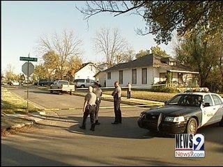 Teen shot in northwest OKC