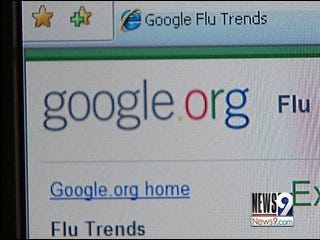Web site launches 'flu tracker'