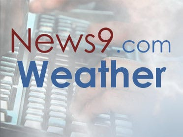 Windy and chilly start to weekend