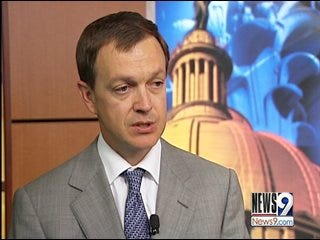 Oklahoma revenue still growing, for now
