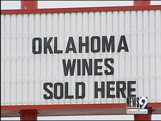 Oklahoma wineries to sell straight to retailers