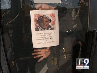 Missing Child Warrants No Amber Alert