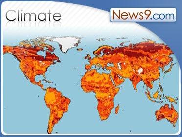 Obama promises leadership on climate change