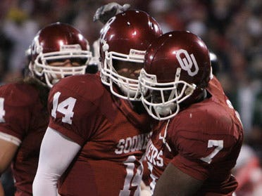Sooners Wreck Tech With Norman Blowout