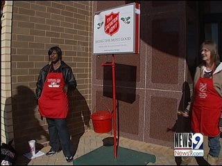 Donations Dropping at Local Charities