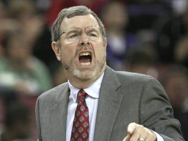 OKC Thunder Fires Head Coach