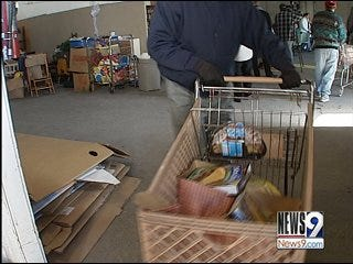 Turkey Give-A-Way Begins for Those In Need
