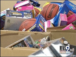 Toys for Tots Needs Donations