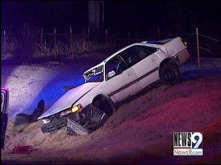 Police Chase Ends in Fatal Crash