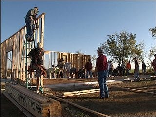 Prayers answered, 103-year-old church gets rebuilt