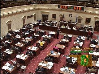 Republicans win control of state legislature