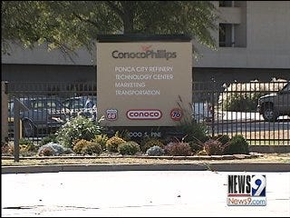ConocoPhillips employees under review of layoffs