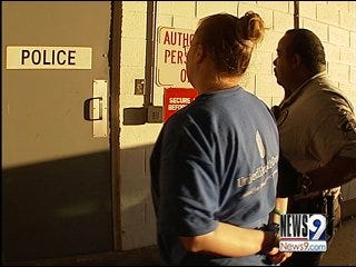 Police conduct outstanding warrant sweep