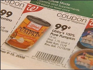 Coupon clipping with the 'Consumer Queen'