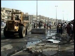 Senator says Iraq showing major progress