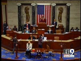 Bailout plan clears Senate, heads to House