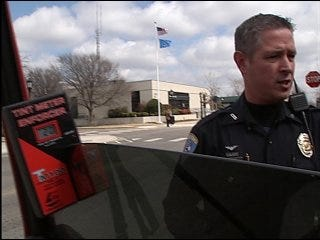 Edmond police cite illegally tinted windows