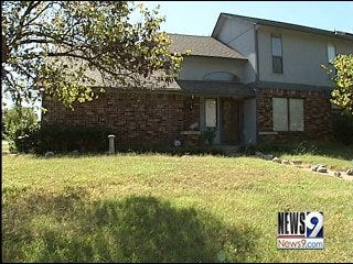 Foreclosures up in Oklahoma County