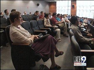 Oklahoma students weary of rocky job market