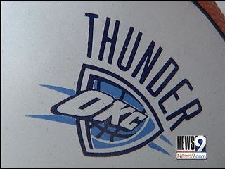 Fans pumped for Thunder's home game