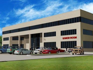 OBI breaks ground on building expansion