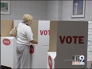 Errors on forms prevent voting