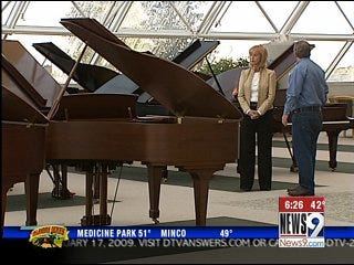 Piano sale to benefit MS patients