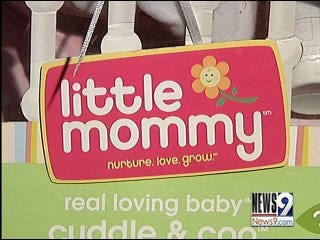 Parents want controversial doll recalled