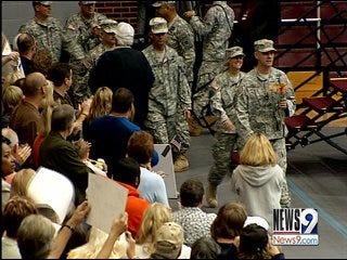 Last wave of National Guardsmen return