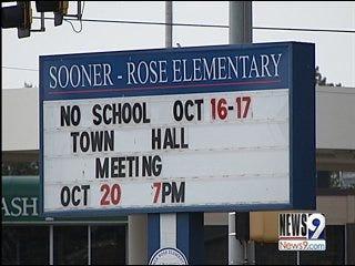 Parents concerned about Mid-Del schools closing