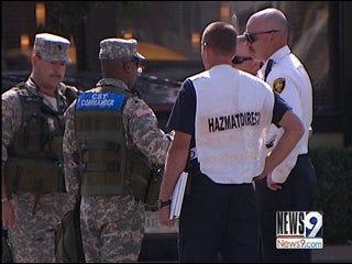 FBI investigating potentially hazardous letter